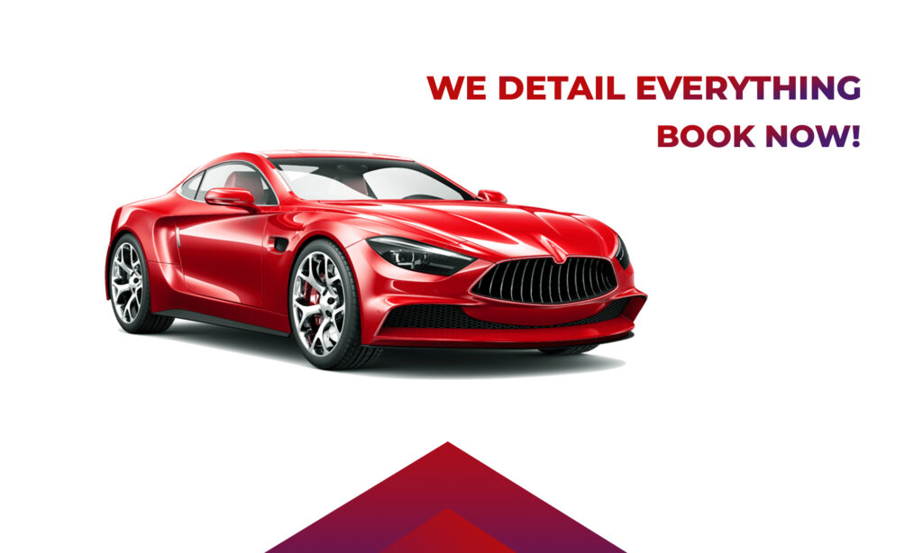 book car mobile detail now
